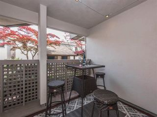 """Photo 11: 108 995 W 7TH Avenue in Vancouver: Fairview VW Townhouse for sale in """"OAKVIEW TOWNHOMES"""" (Vancouver West)  : MLS®# R2168359"""