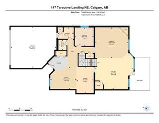 Photo 36: 147 Taracove Landing NE in Calgary: Taradale Detached for sale : MLS®# A1144169