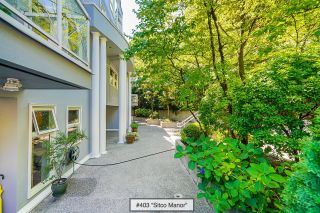 """Photo 35: 403 1023 WOLFE Avenue in Vancouver: Shaughnessy Condo for sale in """"SITCO MANOR - SHAUGHNESSY"""" (Vancouver West)  : MLS®# R2612381"""