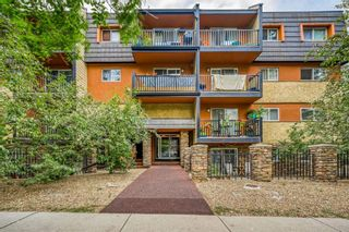 Photo 1: 305 1530 16 Avenue SW in Calgary: Sunalta Apartment for sale : MLS®# A1131555