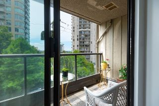 """Photo 9: 521 1040 PACIFIC Street in Vancouver: West End VW Condo for sale in """"CHELSEA TERRACE"""" (Vancouver West)  : MLS®# R2599018"""
