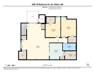 Photo 24: 44D 79 Bellerose Drive: St. Albert Carriage for sale : MLS®# E4225057