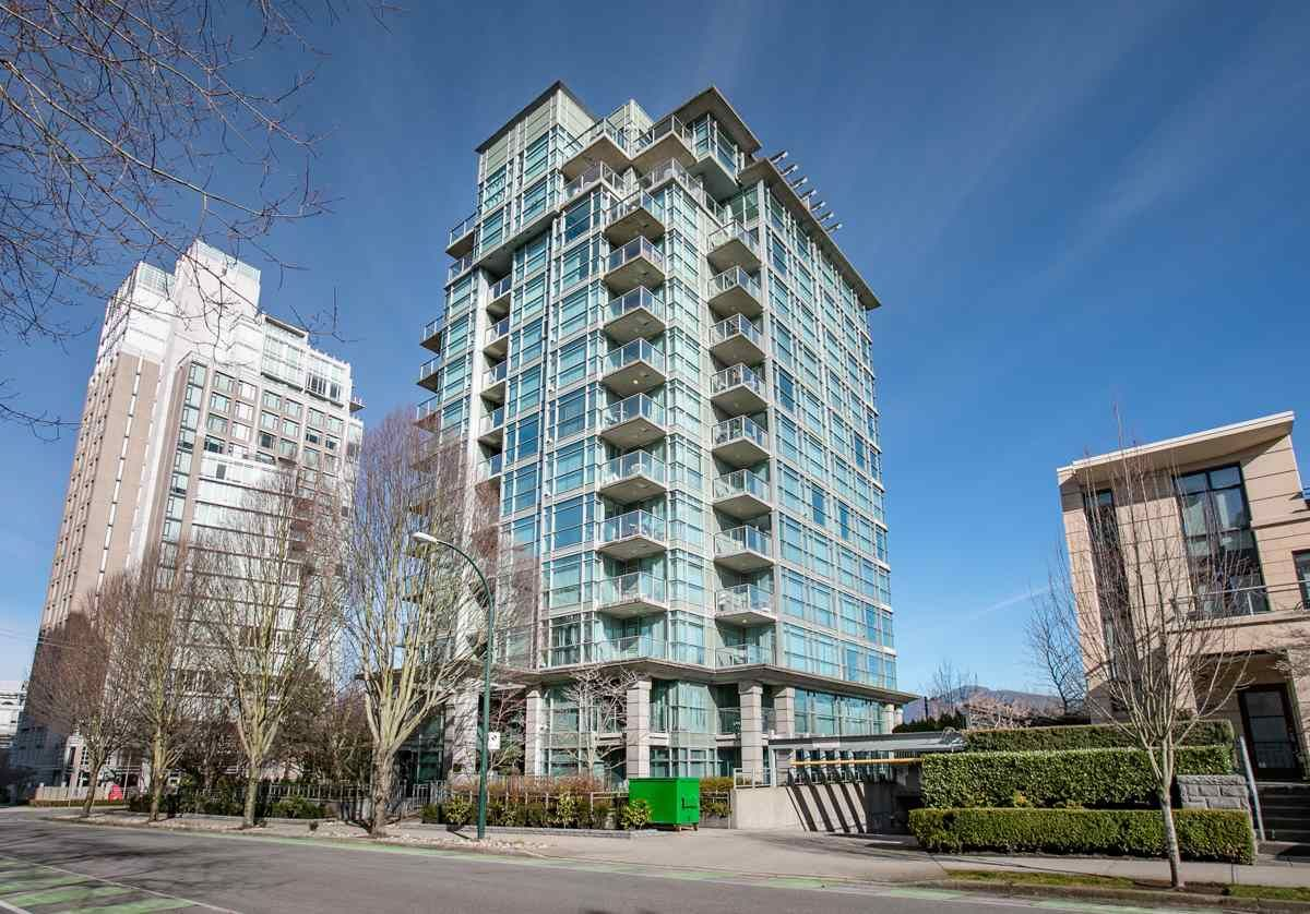"""Main Photo: 309 1889 ALBERNI Street in Vancouver: West End VW Condo for sale in """"LORD STANLEY"""" (Vancouver West)  : MLS®# R2343029"""
