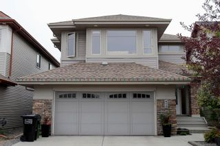 Photo 1: 412 AINSLIE Crescent in Edmonton: Zone 56 House for sale : MLS®# E4255820