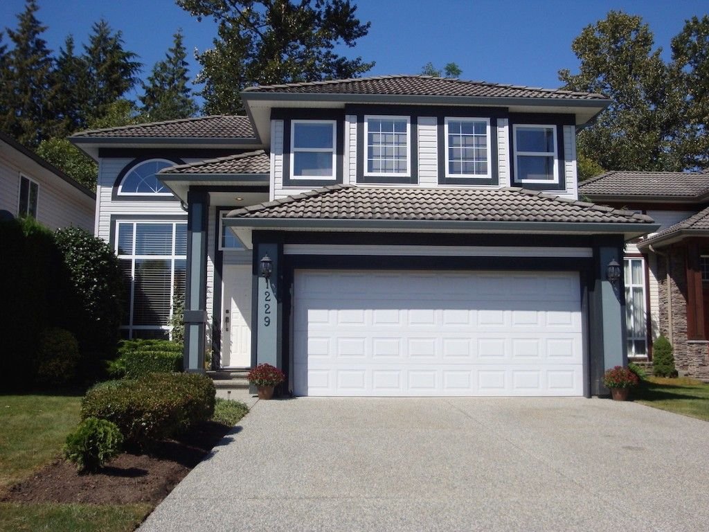 Main Photo: 1229 AMAZON Drive in Port Coquitlam: Riverwood House for sale