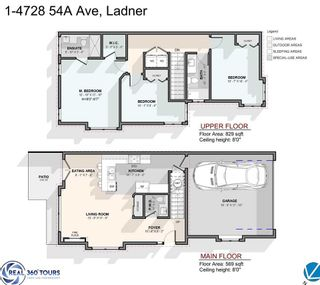 Photo 20: 1 4728 54A STREET in Ladner: Delta Manor Townhouse for sale : MLS®# R2441566