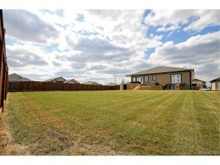 Photo 20: 1 Convent Crescent in Lorette: Residential for sale : MLS®# 1512671