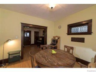 Photo 5: 139 Home Street in WINNIPEG: West End / Wolseley Residential for sale (West Winnipeg)  : MLS®# 1517545