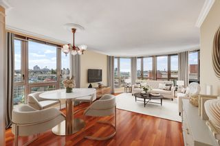 Photo 2: 1002 1625 HORNBY STREET in Vancouver: Yaletown Condo for sale (Vancouver West)  : MLS®# R2581352