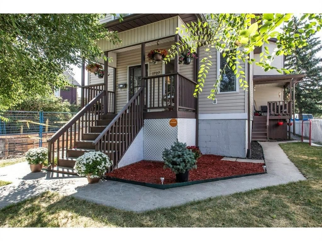 Main Photo: 1727 12 Avenue SW in Calgary: Sunalta Detached for sale : MLS®# A1101889