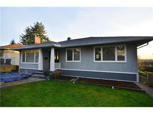 Main Photo: 5410 KEITH Street in Burnaby: South Slope House for sale (Burnaby South)  : MLS®# V981647