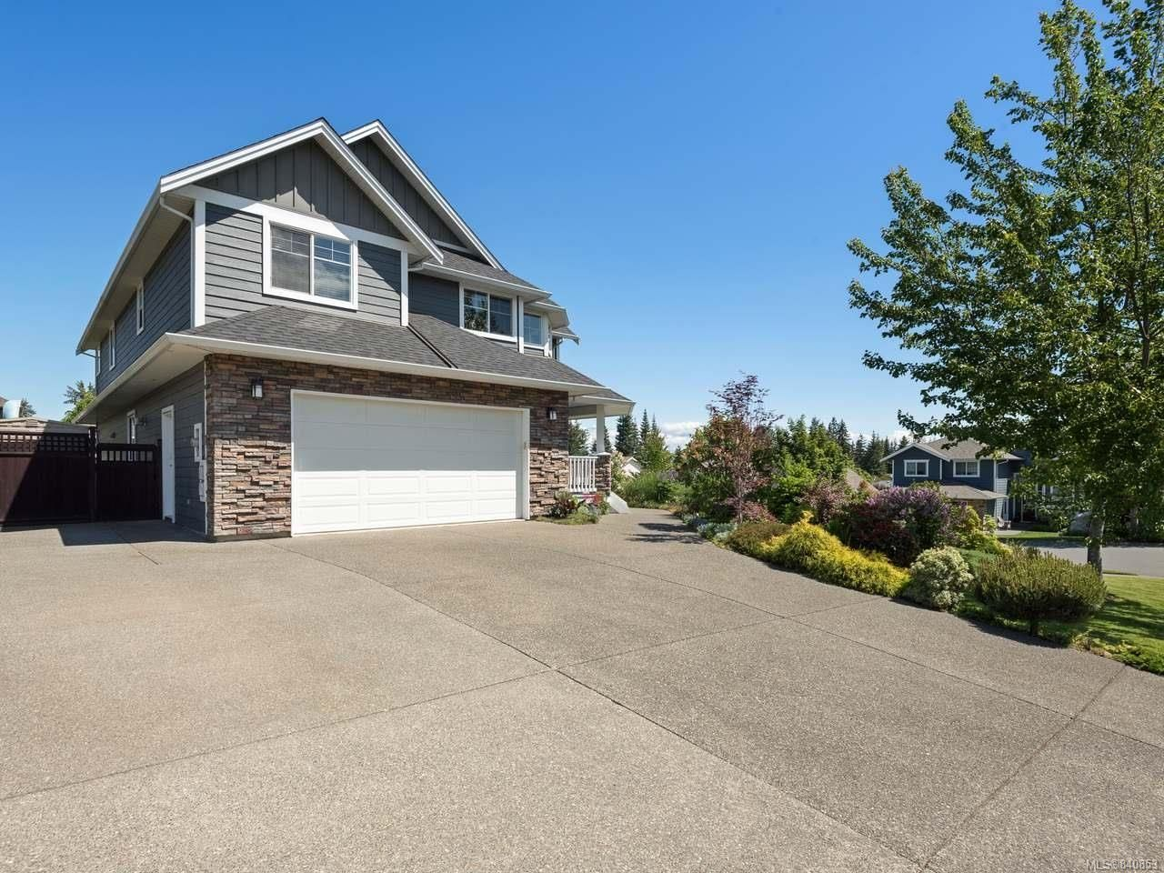 Photo 33: Photos: 206 Marie Pl in CAMPBELL RIVER: CR Willow Point House for sale (Campbell River)  : MLS®# 840853