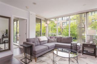 "Photo 3: 113 1483 W 7TH Avenue in Vancouver: Fairview VW Condo for sale in ""Verona of Portico"" (Vancouver West)  : MLS®# R2458283"
