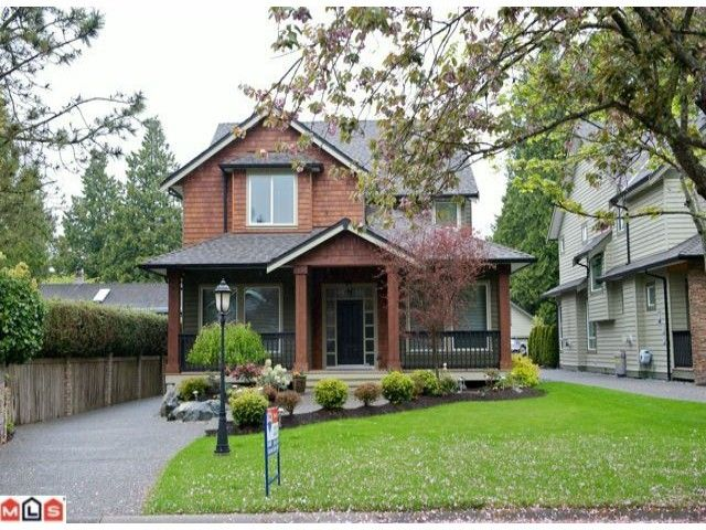 """Main Photo: 2350A HARBOURGREENE Drive in Surrey: Crescent Bch Ocean Pk. House for sale in """"OCEAN PARK"""" (South Surrey White Rock)  : MLS®# F1112801"""