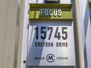 "Photo 1: 201 15745 CROYDON Drive in Surrey: Grandview Surrey Condo for sale in ""The Residences at Morgan Crossing"" (South Surrey White Rock)  : MLS®# R2099074"