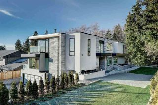 Main Photo: 2010 QUEENS Avenue in West Vancouver: Queens House for sale : MLS®# R2569423