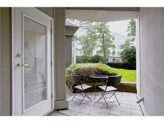 """Photo 17: 105 5735 HAMPTON Place in Vancouver: University VW Condo for sale in """"THE BRISTOL"""" (Vancouver West)  : MLS®# V1122192"""