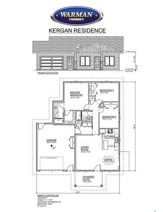 Photo 4: 315 McGregor Street in Davidson: Residential for sale : MLS®# SK854569