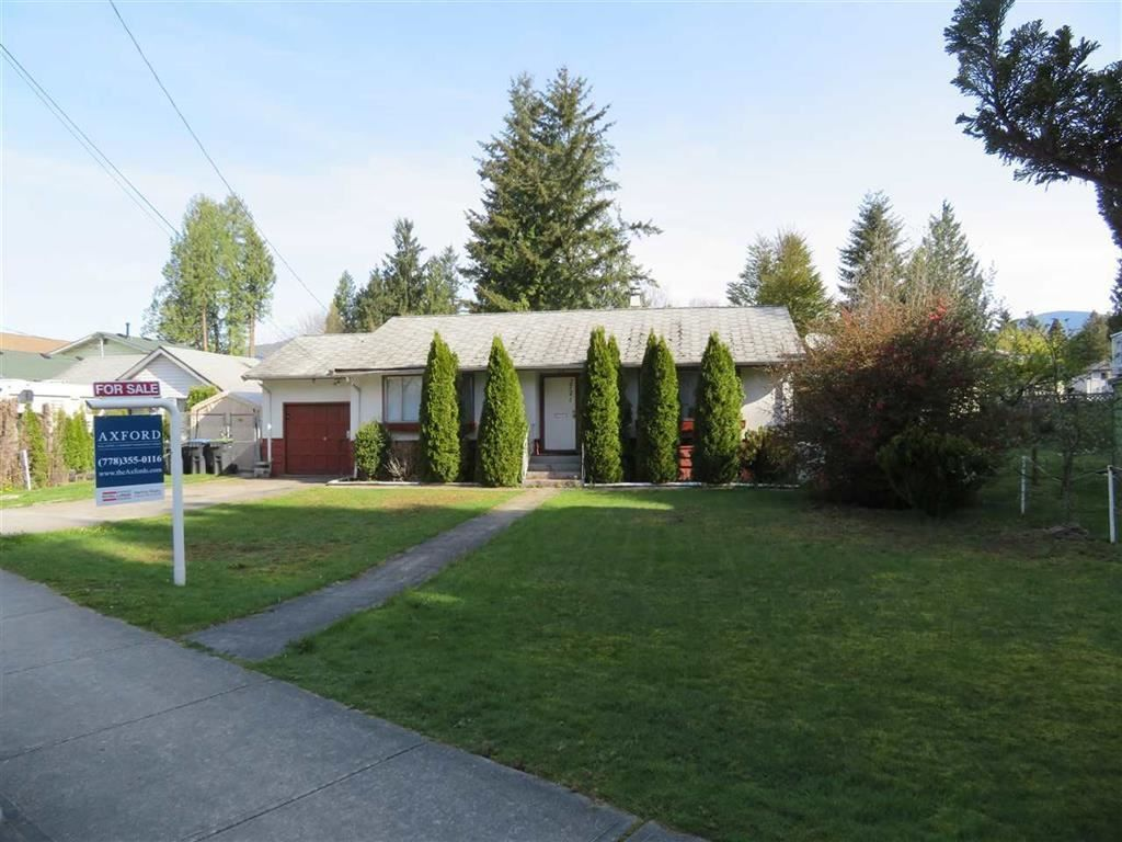 Main Photo: 2721 DAVIES Avenue in Port Coquitlam: Central Pt Coquitlam House for sale : MLS®# R2580616