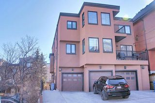 Main Photo: 1812 14A Street SW in Calgary: Bankview Row/Townhouse for sale : MLS®# A1083827