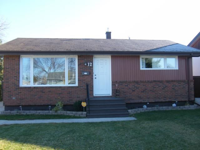 Main Photo: 12 Monterey Road: Residential for sale : MLS®# 1121960