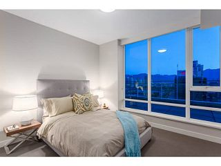 """Photo 14: 2107 1618 QUEBEC Street in Vancouver: Mount Pleasant VE Condo for sale in """"CENTRAL"""" (Vancouver East)  : MLS®# V1142760"""