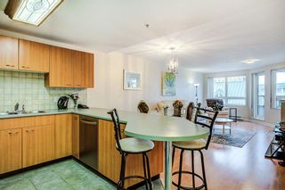 """Photo 2: A315 2099 LOUGHEED Highway in Port Coquitlam: Glenwood PQ Condo for sale in """"SHAUGHNESSY SQUARE"""" : MLS®# R2245121"""