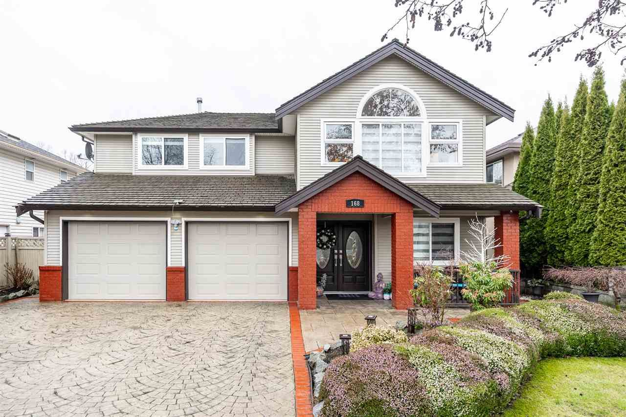 Main Photo: 168 SPAGNOL Street in New Westminster: Queensborough House for sale : MLS®# R2542151