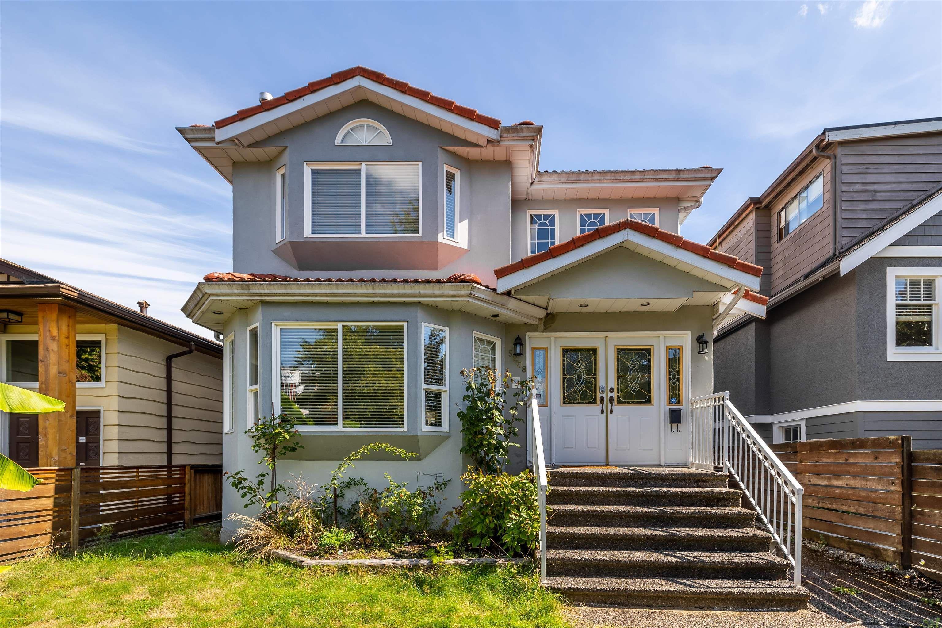 Main Photo: 5208 WINDSOR Street in Vancouver: Fraser VE House for sale (Vancouver East)  : MLS®# R2619079