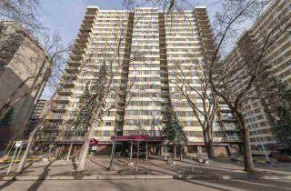 Photo 2: 1701 9909 104 Street in Edmonton: Zone 12 Condo for sale : MLS®# E4235190
