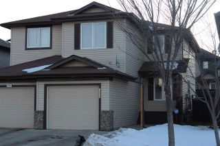 Main Photo: 15926 95 Street in Edmonton: Zone 28 House Half Duplex for sale : MLS®# E4230113