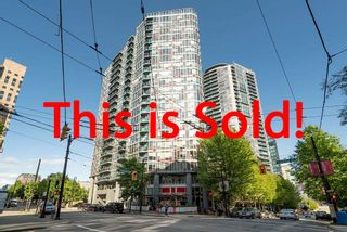 Main Photo: #808 - 788 Hamilton Street in Vancouver: Downtown VW Condo for sale (Vancouver West)