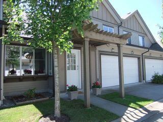 """Photo 2: 46 15868 85TH Avenue in Surrey: Fleetwood Tynehead Townhouse for sale in """"Chestnut Grove"""" : MLS®# F1315726"""