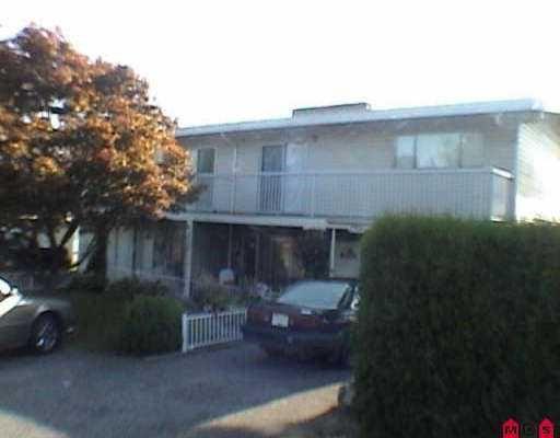 "Main Photo: 2956 - 2958 268A ST in Langley: Aldergrove Langley Fourplex for sale in ""Aldergrove"" : MLS®# F2518682"