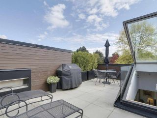 """Photo 13: 1887 W 2ND Avenue in Vancouver: Kitsilano Townhouse for sale in """"Blanc"""" (Vancouver West)  : MLS®# R2164681"""
