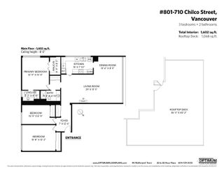 Photo 39: 801 710 CHILCO Street in Vancouver: West End VW Condo for sale (Vancouver West)  : MLS®# R2612547