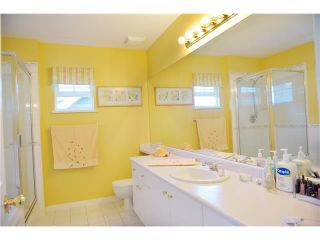 """Photo 10: 19 1765 PADDOCK Drive in Coquitlam: Westwood Plateau Townhouse for sale in """"WORTHING GREEN"""" : MLS®# V1131943"""