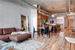 Photo 5: 261 King St E Unit #205 in Toronto: Moss Park Condo for sale (Toronto C08)  : MLS®# C3731808