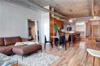 Photo 5: 261 King St E Unit #205 in Toronto: Moss Park Condo for sale (Toronto C08)  : MLS®# C3731808