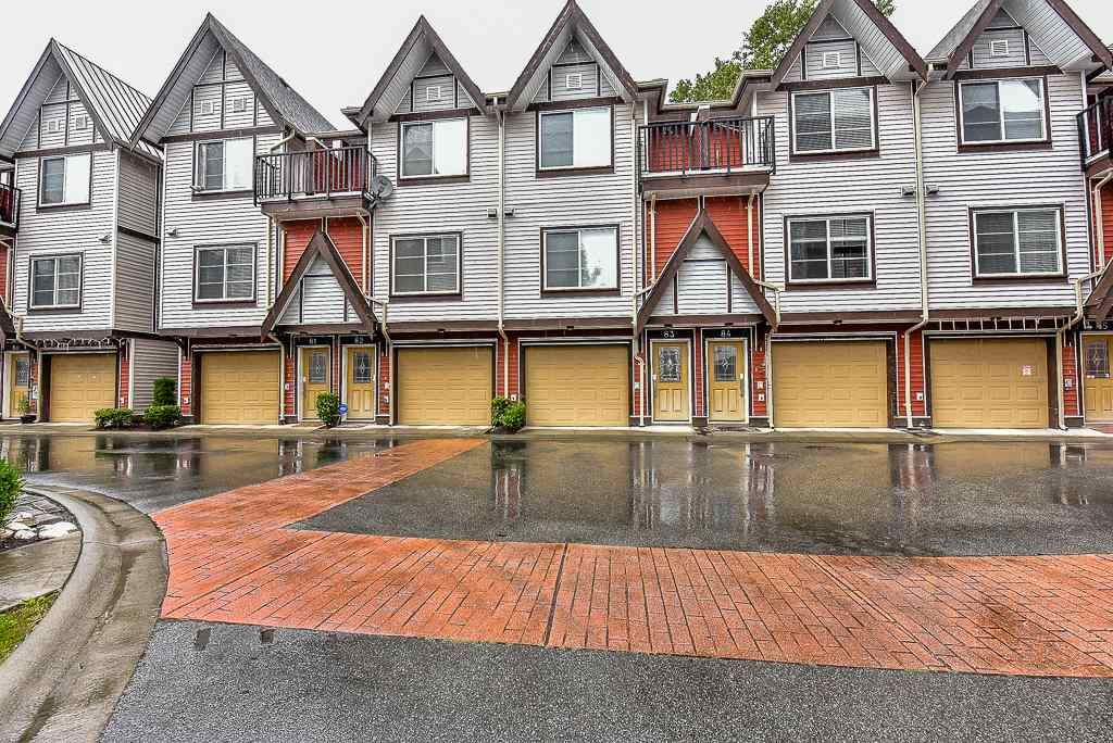 Main Photo: 81 9405 121 Street in Surrey: Queen Mary Park Surrey Townhouse for sale : MLS®# R2079047