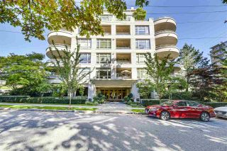 Photo 1: 305 5700 LARCH Street in Vancouver: Kerrisdale Condo for sale (Vancouver West)  : MLS®# R2497168