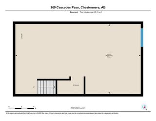 Photo 38: 260 Cascades Pass: Chestermere Row/Townhouse for sale : MLS®# A1144701