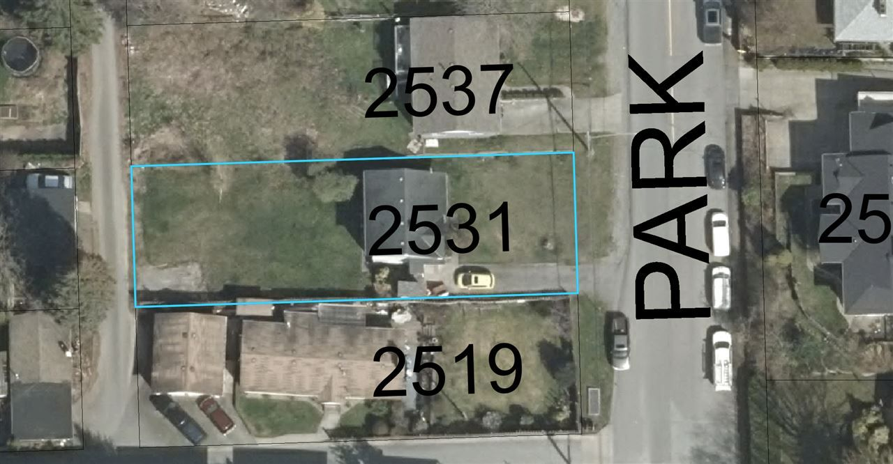 Main Photo: 2531 PARK Drive in Abbotsford: Abbotsford East House for sale : MLS®# R2550032