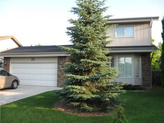 Photo 2:  in WINNIPEG: Charleswood Residential for sale (South Winnipeg)  : MLS®# 1012486