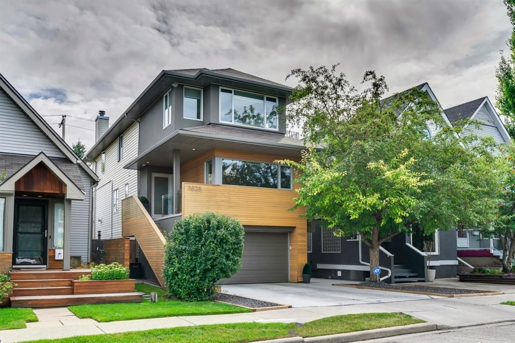 Main Photo: 3628 1 Street SW in Calgary: Parkhill Detached for sale : MLS®# A1080727