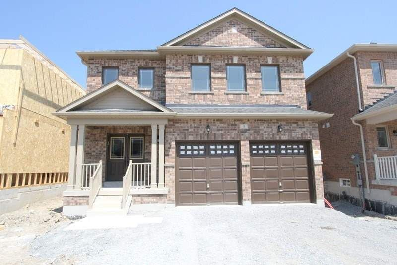 Main Photo: 4 Jardine Street in Brock: Beaverton House (2-Storey) for lease : MLS®# N4827989