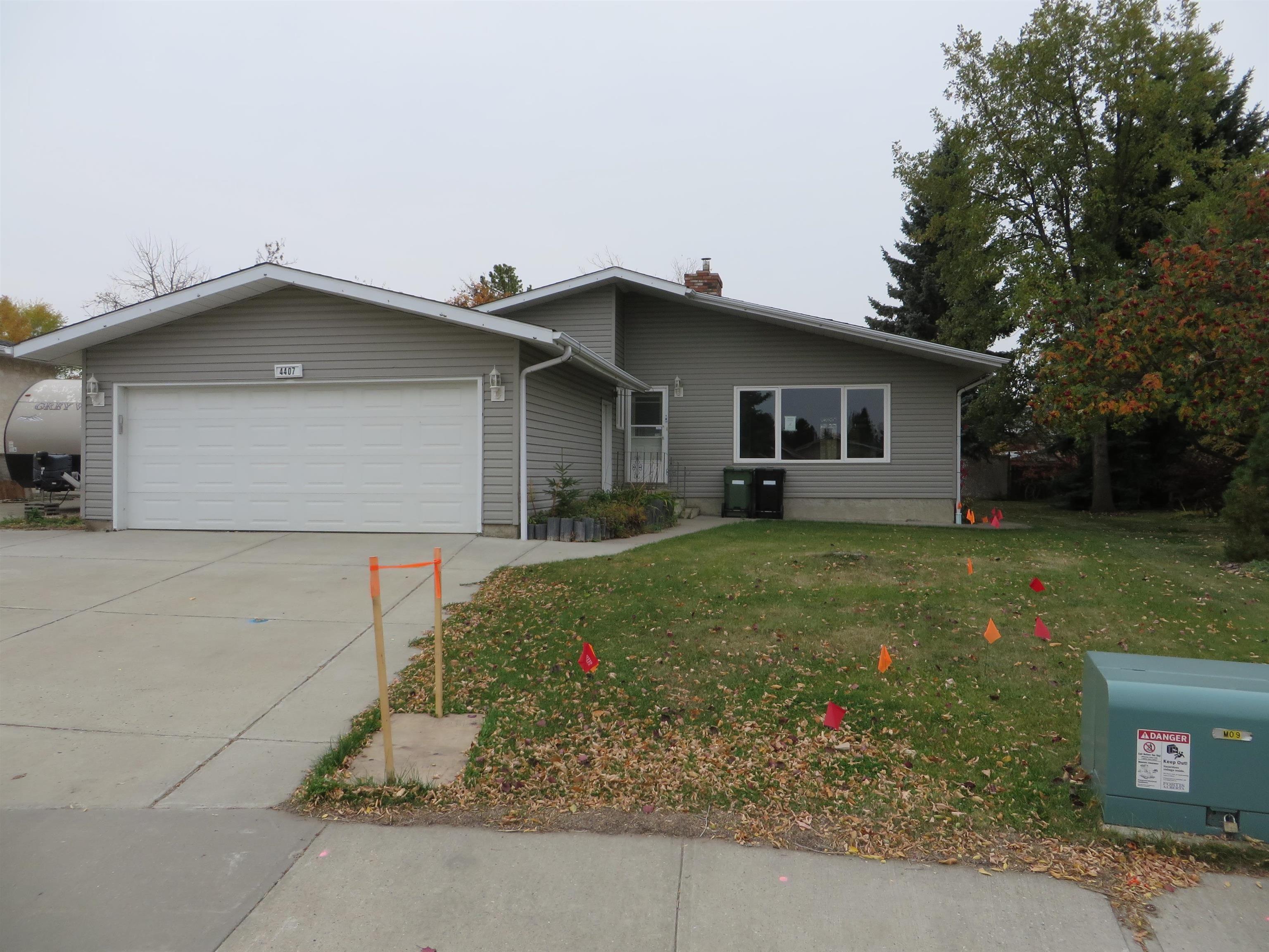Main Photo: 4407 42 Avenue: Leduc House for sale : MLS®# E4266463