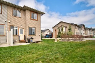 Photo 33: 130 413 River Avenue: Cochrane Row/Townhouse for sale : MLS®# A1112012