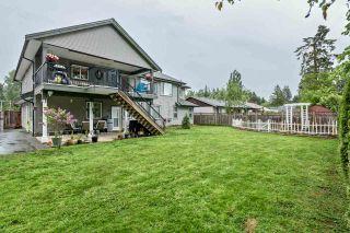 Photo 38: 20874 CAMWOOD Avenue in Maple Ridge: Southwest Maple Ridge House for sale : MLS®# R2456758