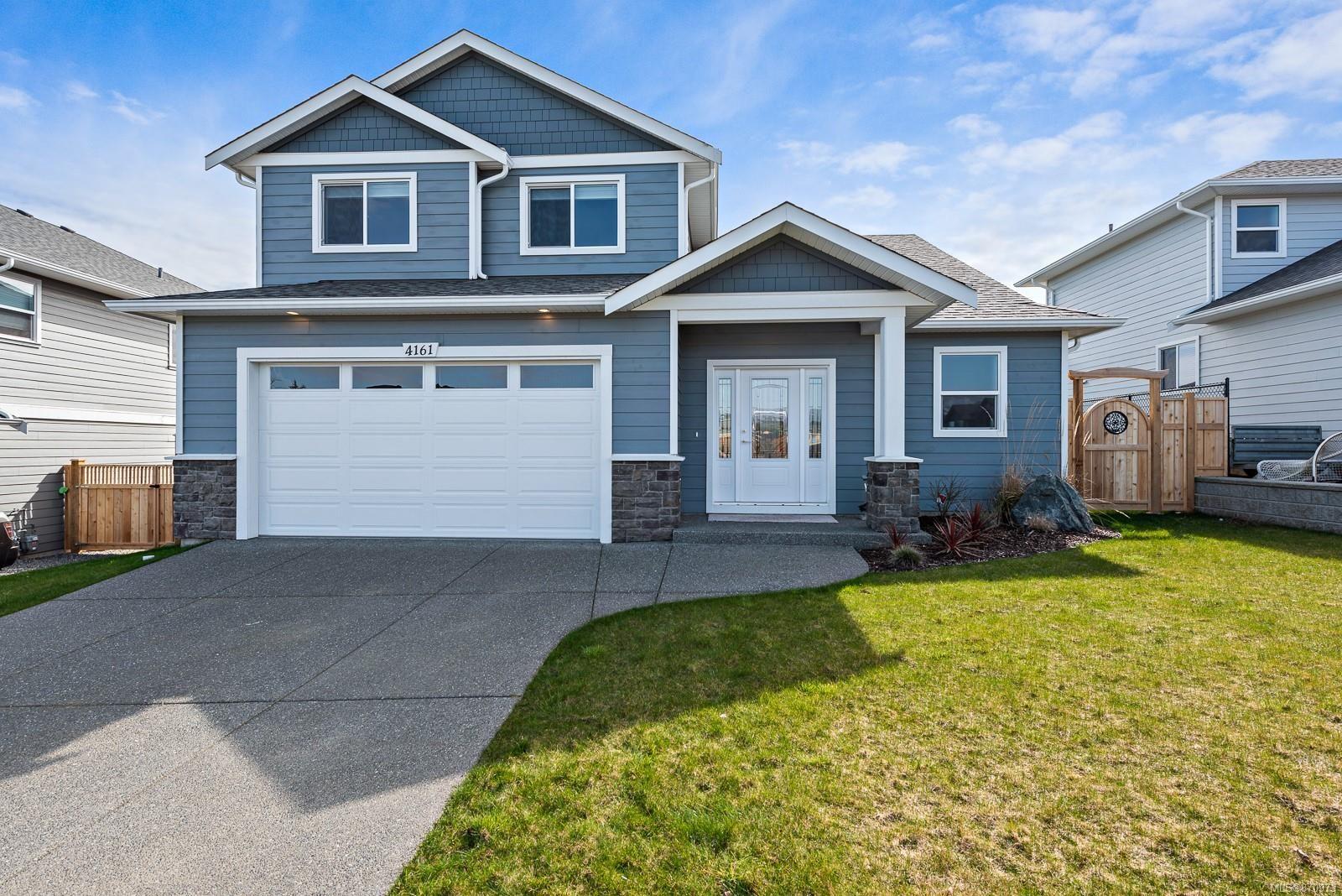 Main Photo: 4161 Chancellor Cres in : CV Courtenay City House for sale (Comox Valley)  : MLS®# 870973